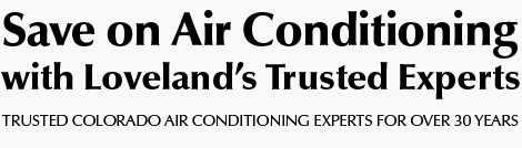 Air Conditioning Loveland
