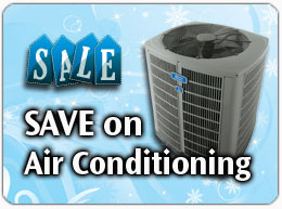 Save on Air Conditioning