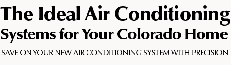 Air Conditioning Boulder